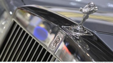 Cost of a Rolls Royce
