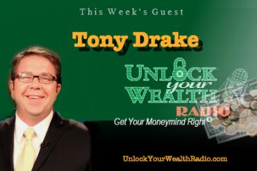 Financial Advisor Tony Drake