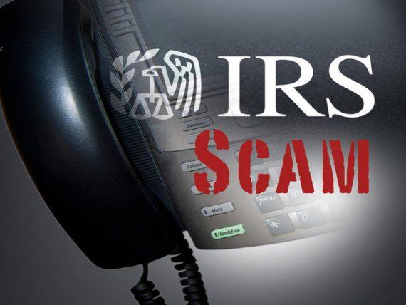 Fake IRS Employee
