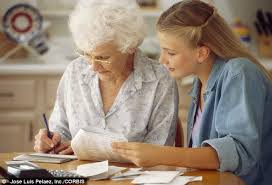 Grandparents income
