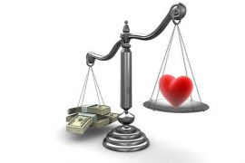 Money problems with divorce
