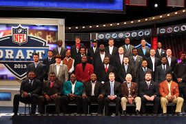 NFL rookies and money problems
