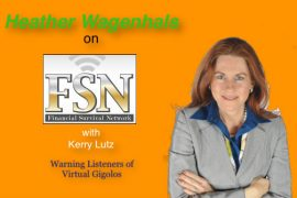 Heather Wagenhals warns listeners of Virtutal Gigolos Scam