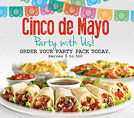 Cinco de Mayo deals and savings