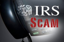 Fake IRS Employee Scam