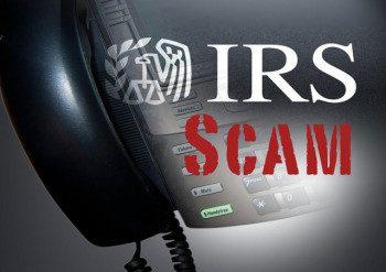 Fake IRS Employee Scam
