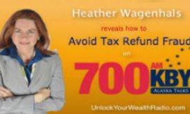 Heather Wagenhals Reveals Tax Refund Fraud on KBYR