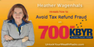 Heather Wagenhals Reveals Tax Refund Fraud on KBYR