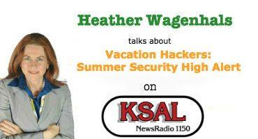 Heather Wagenhals on KSAL