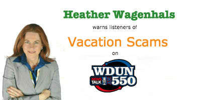 Heather Wagenhals on WDUN