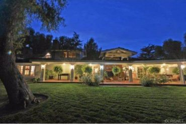 Miley Cyrus new ranch home