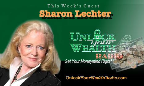 Rich Dad Poor Dad Co-Author Sharon Lechter on Unlock Your Wealth Radio