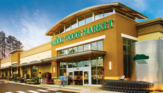 Whole Foods new Markets