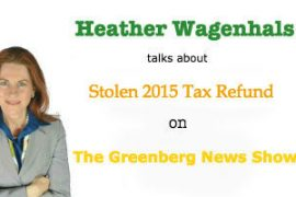 Heather Wagenhals on The Brian Greenberg News Show