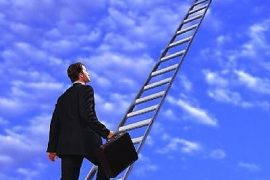 Climbing the Corporate Ladder for Promotions