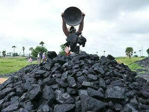 Money Coal Scam