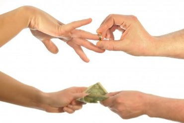 Money and Second Marriage