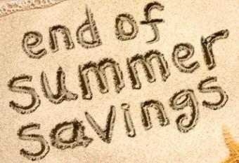 Summer Savings in 30 days