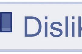 Facebook Dislike Scam