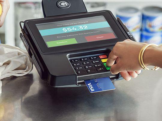 Chip card scam