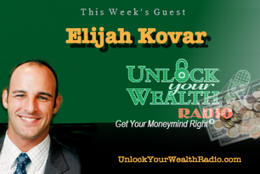 """Born To Be Rich"" with Elijah Kovar on UYWRadio"