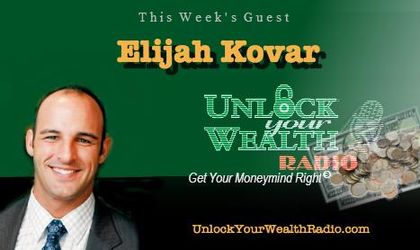 """Born To Be Rich"" with Elijah Kovar on UYWRadio"