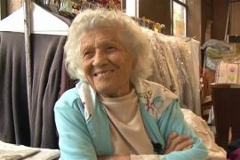 100-Year-Old Works 11 Hour a Days, 6 Days a Week