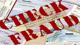 Check Fraud on Unlock Your Wealth Radio