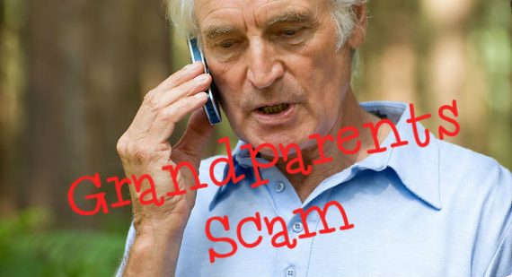 Grandparents Scam