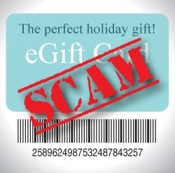 Gift Card Scam Could Leave Your Card Worthless