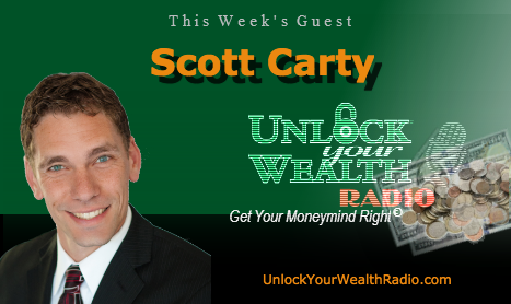 Get Your Financial Fix in Season 26 of Unlock Your Wealth Radio with Scott Carty