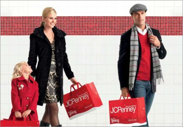 J.C. Penney Promtion Sells Items for a Penny