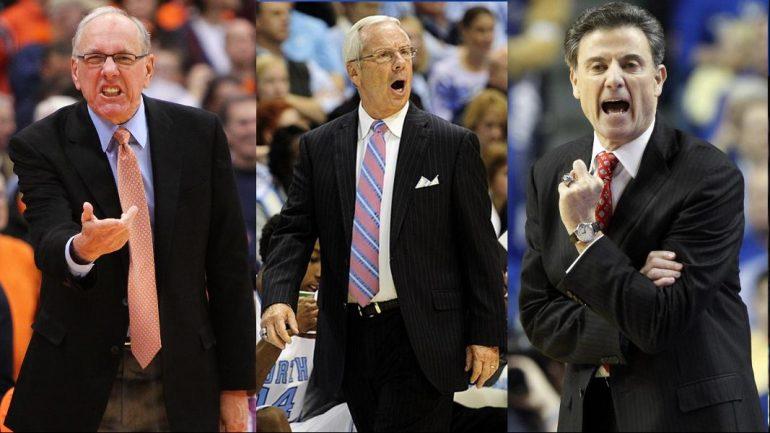 NCAA Basketball College Coaches Money