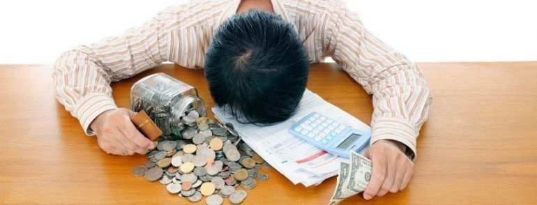 Money Stress Is Killing Your Work Productivity