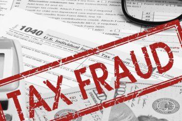 E-filing Tax Fraud