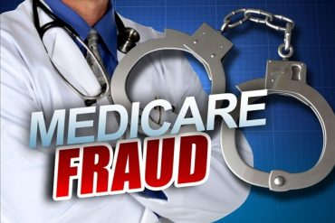 April Sees an Influx of New Medicare Fraud Charges