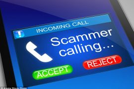 Telephone Scam: Fraudsters Rip Off $5M from Elderly Victims