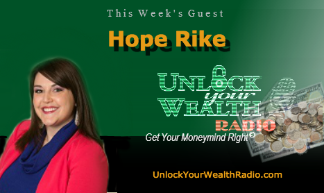The REAL Cost of Dating with Hope Rike on UYWRadio