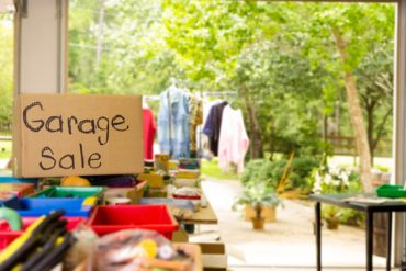 Garage Sale Tips for Your Money