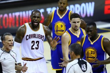 2016 NBA Finals - Game Six