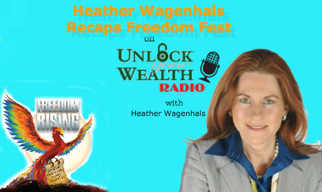 Heather Wagenhals Highlights Freedom Fest Interviews
