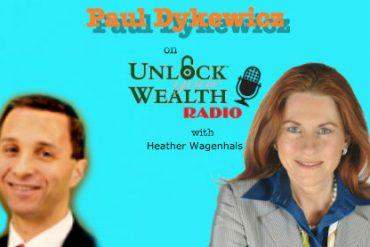 Paul Dykewicz on Unlock Your Wealth Radio offering debt relief advice