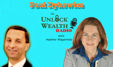 Paul Dykewicz on Unlock Your Wealth Radio offering debt relief advice