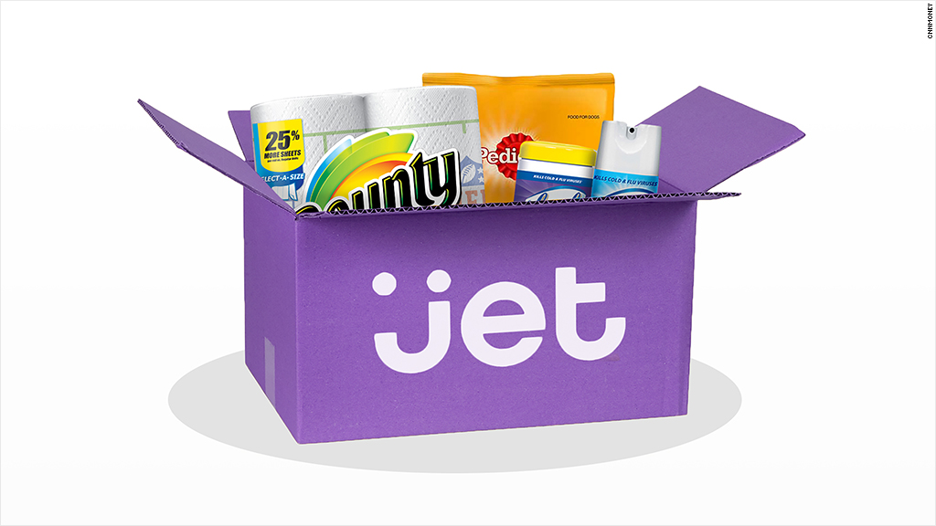 Walmart to Buy Online Seller Jet.com for $3B