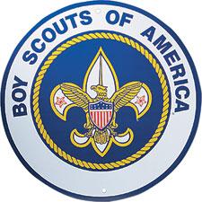 Man Scams Boy Scout