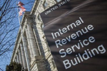 IRS Failed to Notify 1M People of Identity Theft