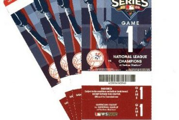 Wrigley Field Doubles World Series Tickets Sale
