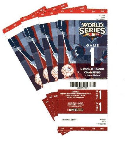 Wrigley Field Doubles World Series Tickets Sale