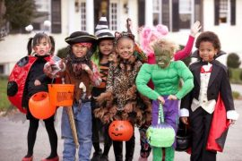Rock Halloween Without Spending a Fortune