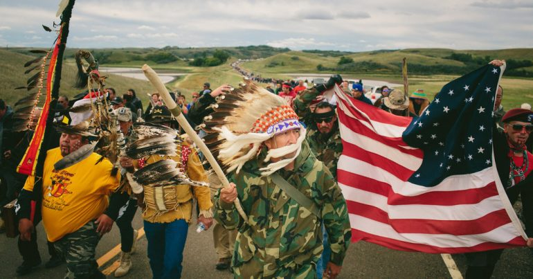 Cost of Dakota Pipeline Protest
